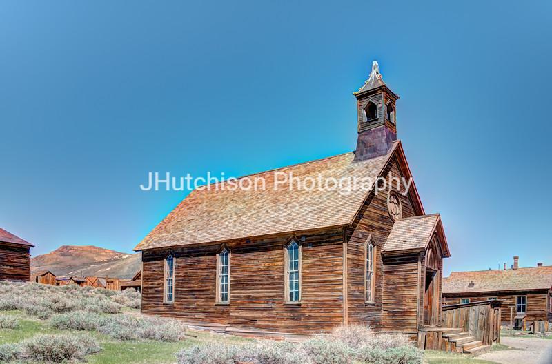CA0013 - Bodie Methodist Church