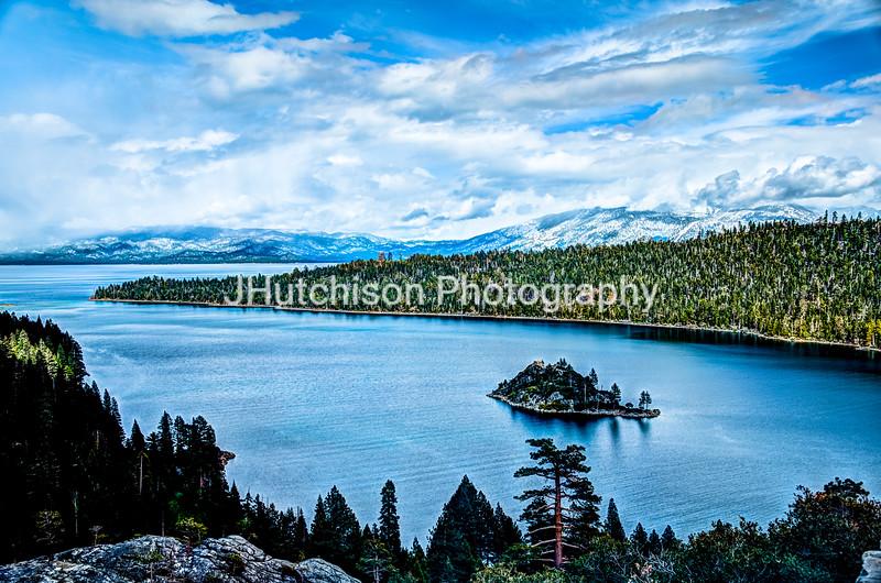 CA0008 - May Snow in Lake Tahoe