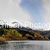 Fresh Snow at Trout Lake (Pano)