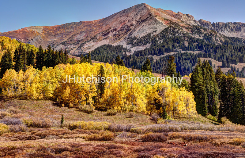 COL0030 - Autumn in the Rockies