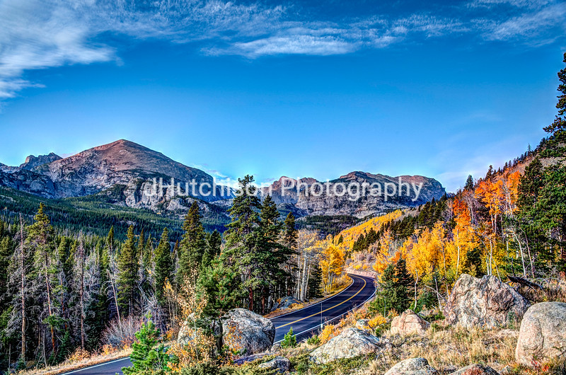 COL0035 - Autumn Drive in RMNP