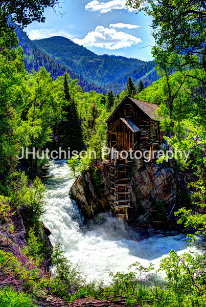 Crystal Mill Near Marble