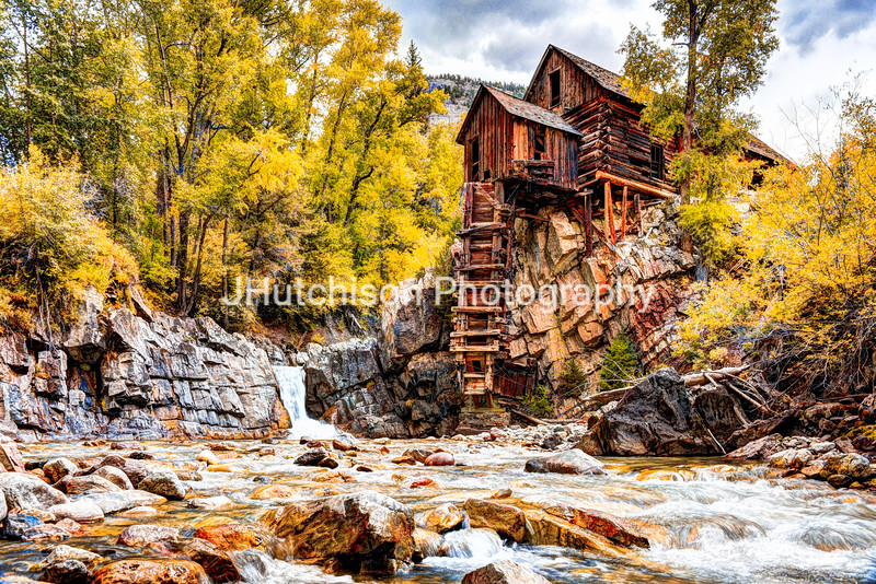 COL0027 - Autumn at Crystal Mill
