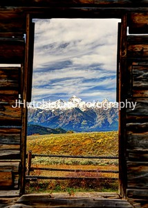 Teton Cabin With a View