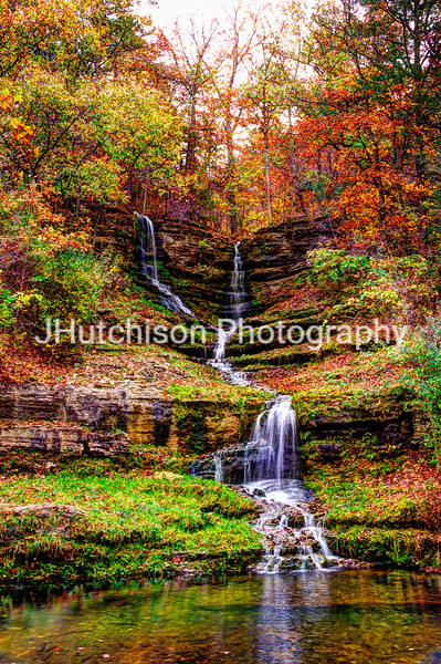Autumn at Thunder Falls