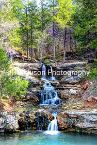 MO0002 - Falls at Little Indian Creek