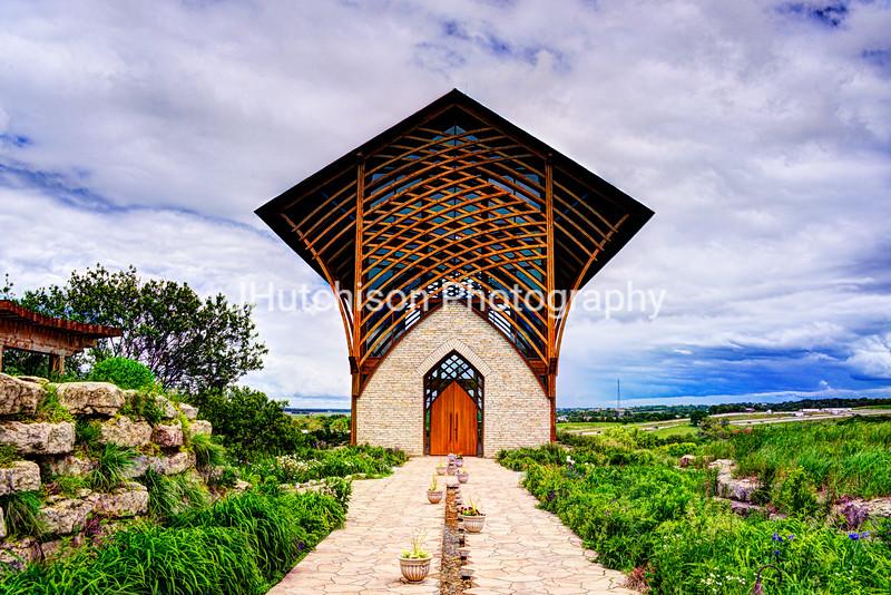 NB0001 - Holy Family Shrine in Spring