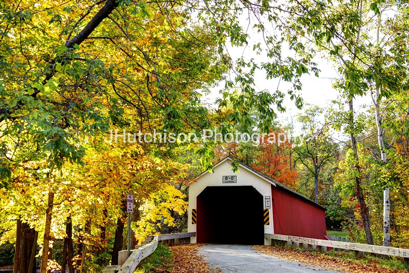 NE0019 - New York Covered Bridge