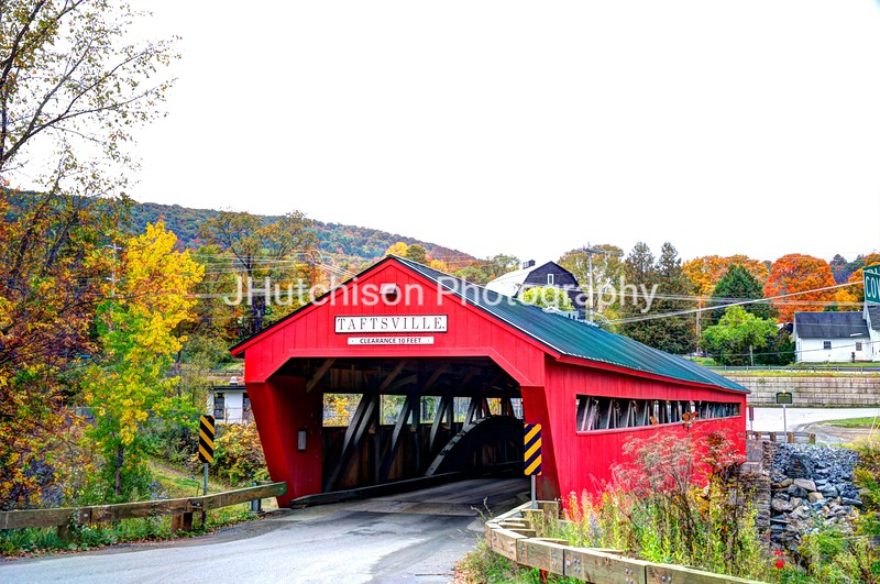 NE0016 - Taftsville Covered Bridge