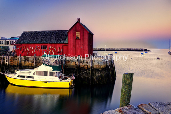 Motif No. 1 on Bearskin Neck