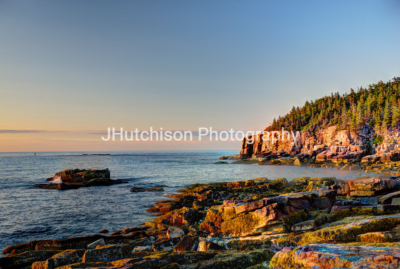 Cliffs on Otter Point, Acadia National Park