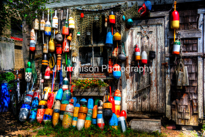 Buoys, Buoys, Buoys of Rockport
