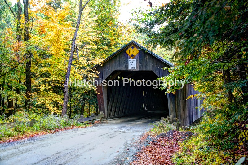 NE0017 - Vermont Covered Bridge