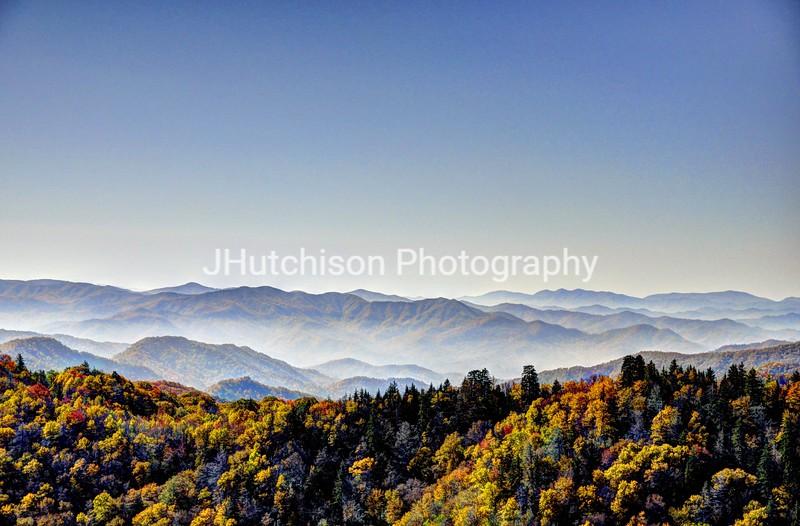 TN0007 - Smoky Mountains (Blue)
