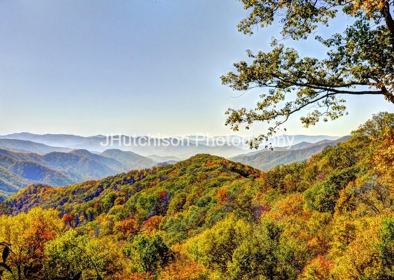 TN0008 - Colorful Smoky Mountains