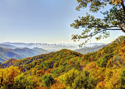 TN0008 - Colorful Smoky Mountains