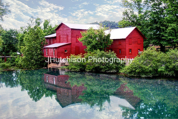 TN0001 - Old Tennessee Grist Mill