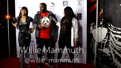 Willie Mammuth, Lytebright The Producer & Benzino Interview @ I Got The Bag NBA All Star Weekend Party