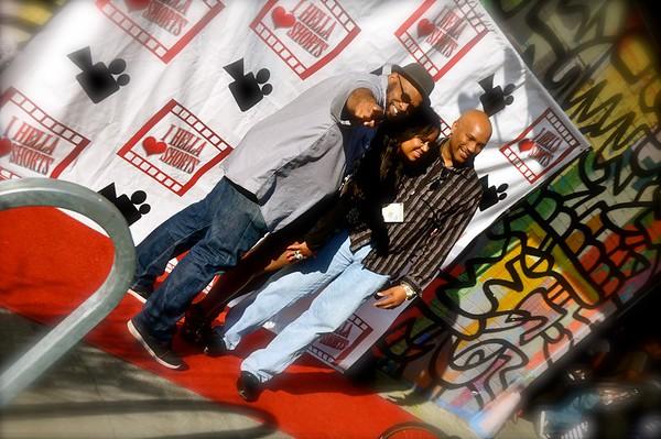 I Hella Love Shorts Red Carpet Screening
