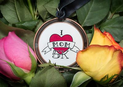 I Love Mom 5K - 2018 Pre and Post Photos