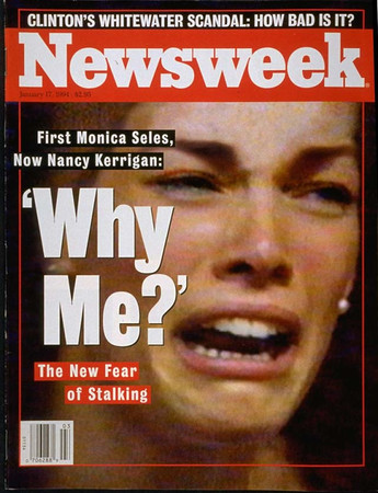 Magazine / newspaper covers