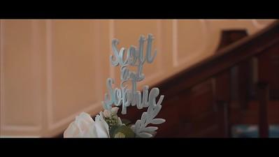 Scott & Sophie at Gosfield Hall