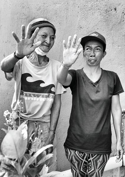 Nurdie & Wayan