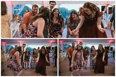 mariaaustinwedding dancers