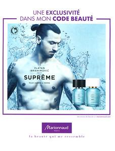 ZLATAN IBRAHIMOVIC Parfuma