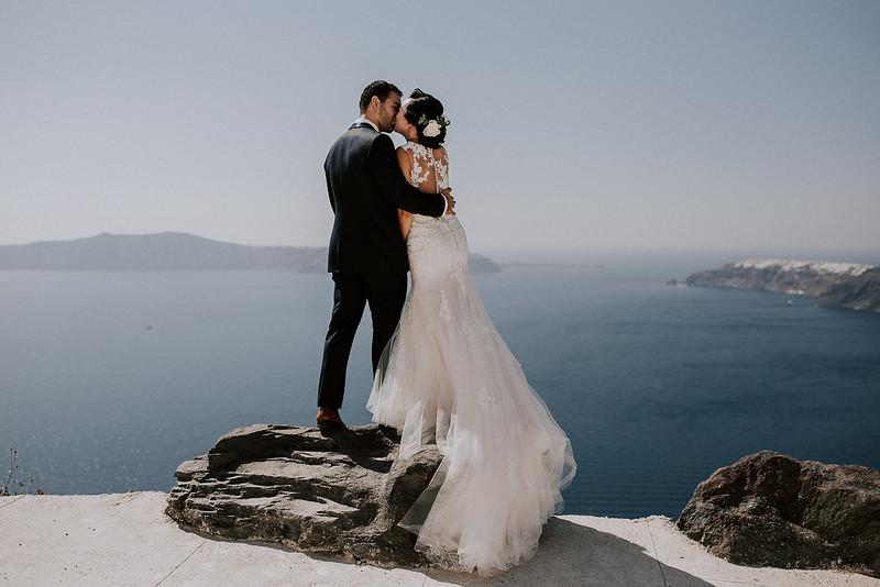 Wedding in Samothrace