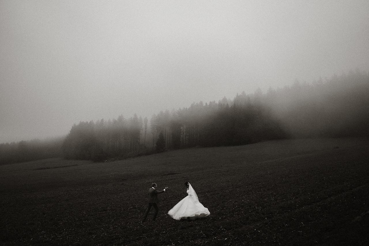 Hochzeitsfotograf Hallstatt / Hochzeitsreportage Hallstatt