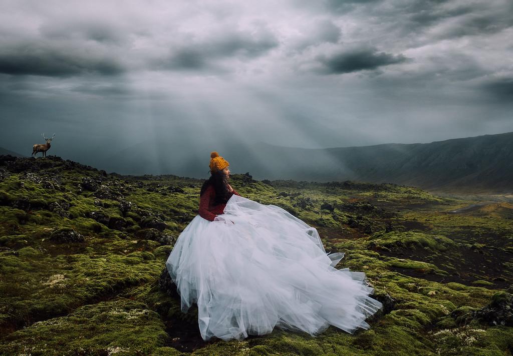 Adventurous Elopement Wedding Faroe Islands
