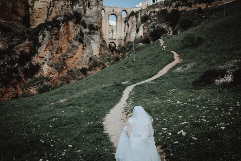 Elopement Wedding in Faro, Portugal