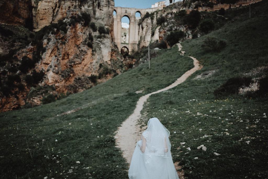 Elopement Wedding in Faro, Portugal