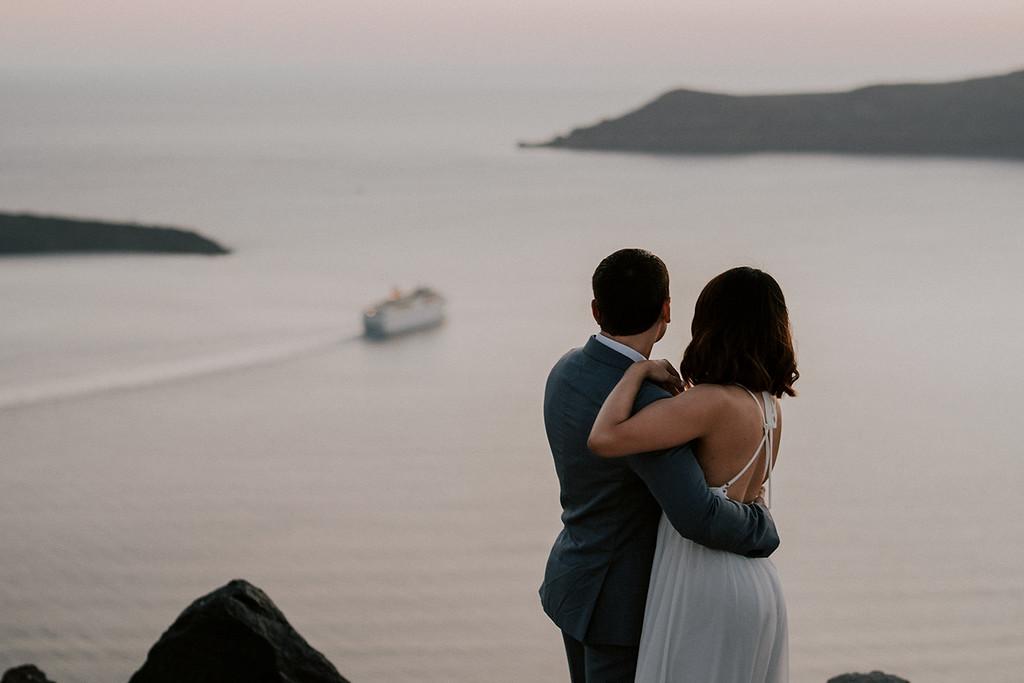 Wedding in Thassos
