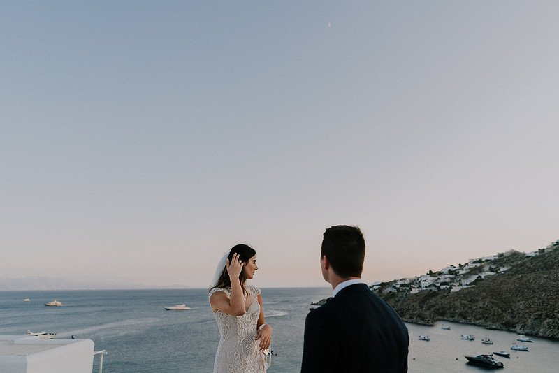 Beach Wedding in Marseille, Southern France