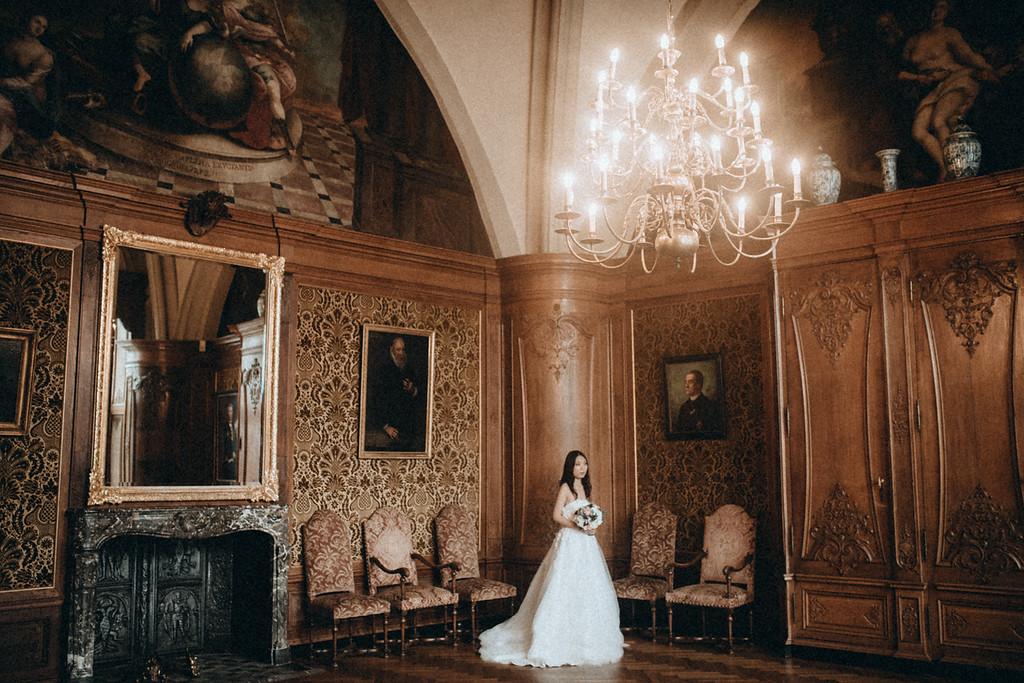 Elopement Wedding in Basel