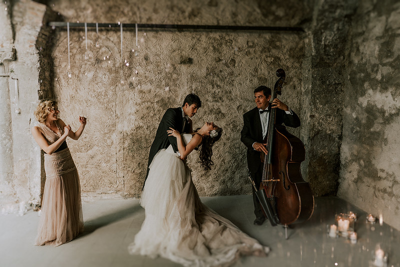 Elegant Wedding in Salzburg