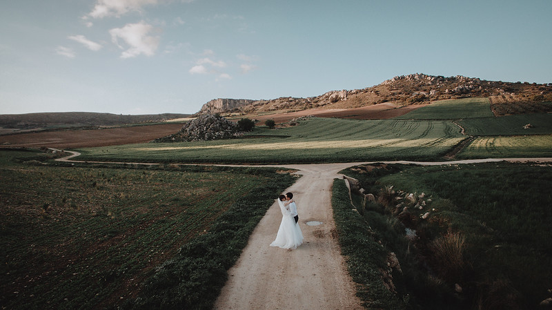 Elopement Wedding in Valencia, Spain