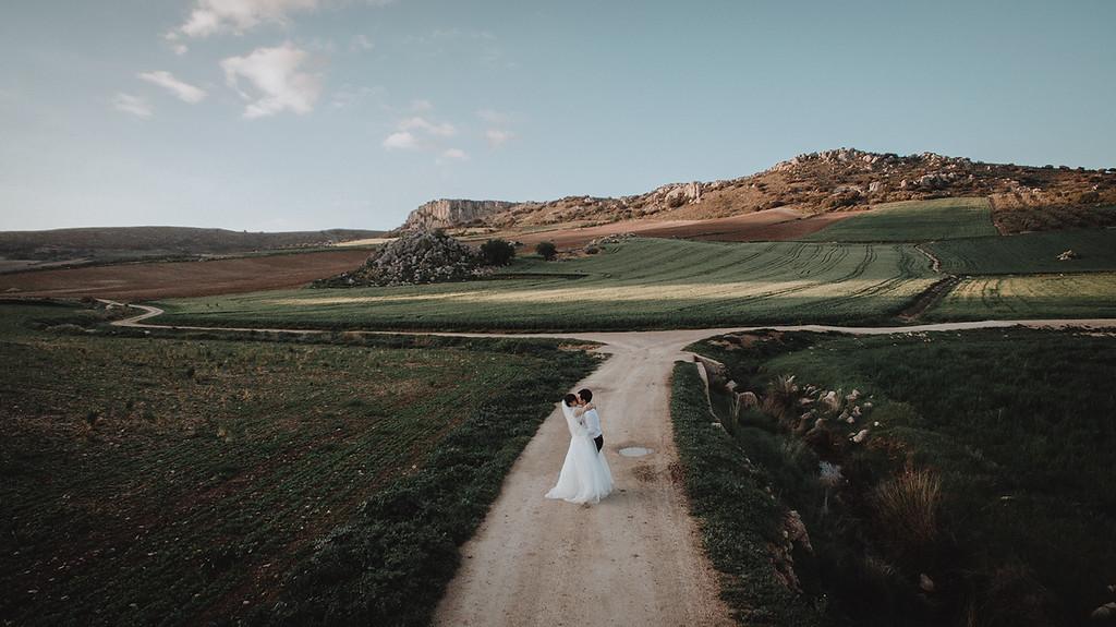 Elopement Wedding in Valencia, Spain