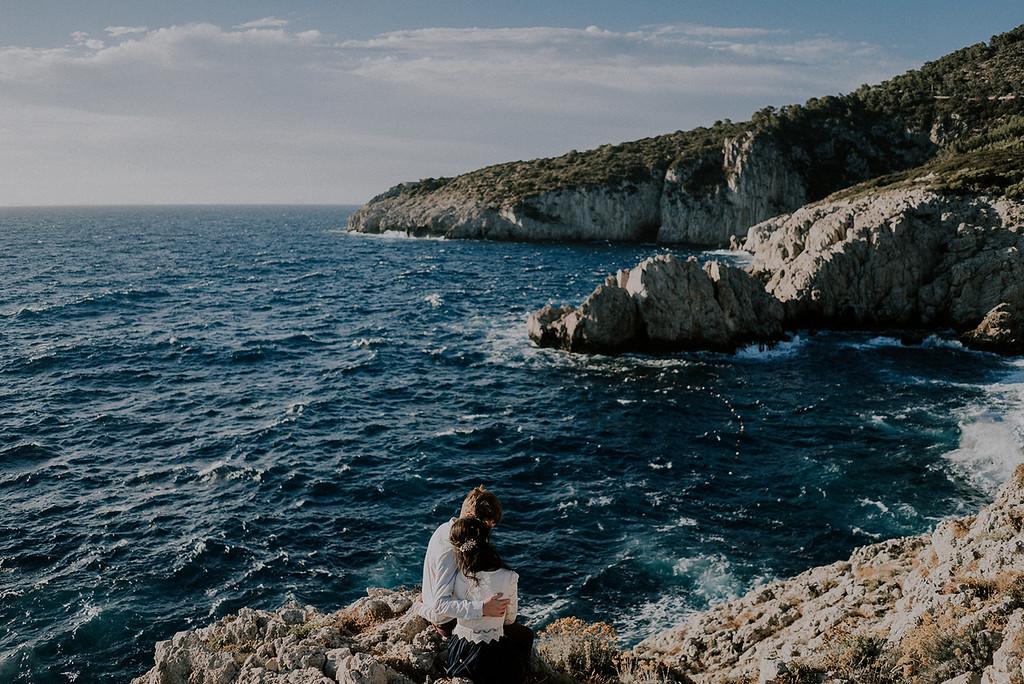 Elopement Wedding in Marbella, Spain