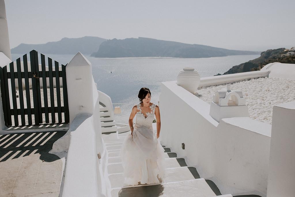 Wedding in Kea