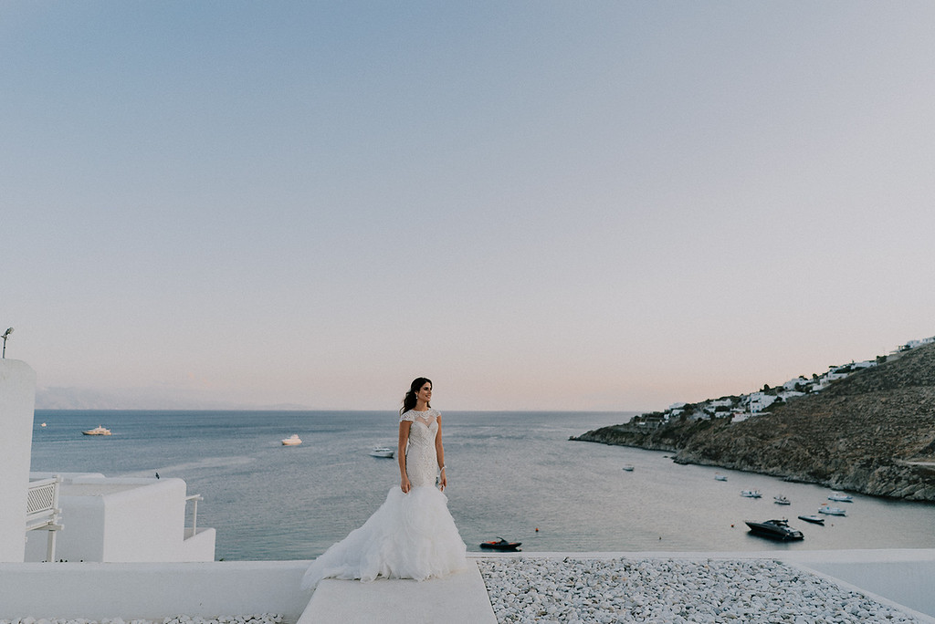 Beach Wedding in Saint Tropez, Southern France