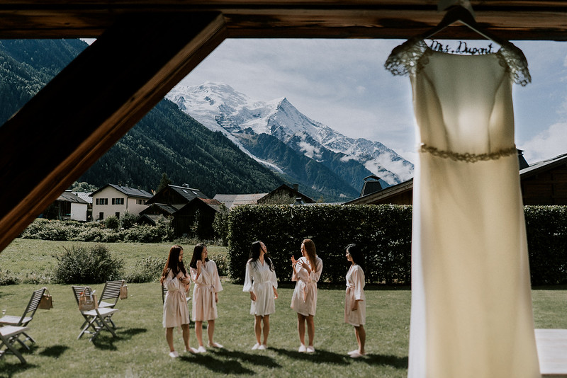 Intimate Mountain Wedding in Dolomites