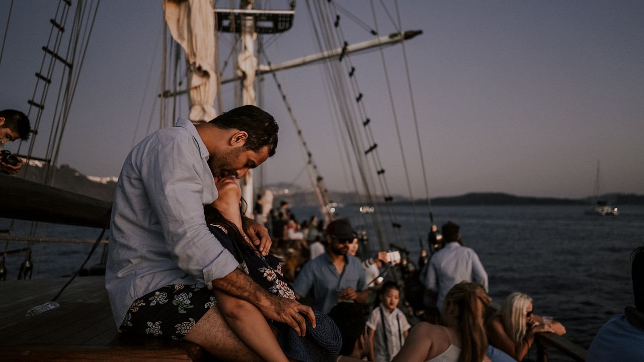 Wedding in Ikaria