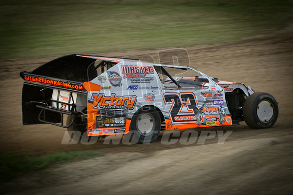 2014 King of the Dirt Night 1
