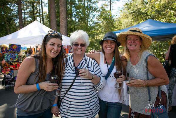 Idyllwild Art Alliance - Wine Walk 2016-5648