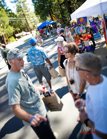 Idyllwild Art Alliance - Wine Walk 2016-5663