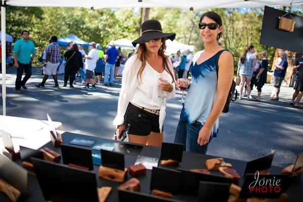 Idyllwild Art Alliance - Wine Walk 2016-5669