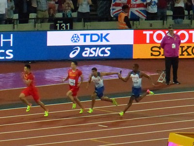 IAAF world champs London 2017